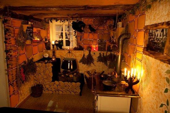 Alsfeld, Germania: Die HexeStubb im Märchenhaus
