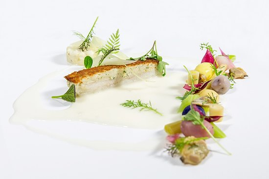 The Umstead Hotel and Spa: Turbot