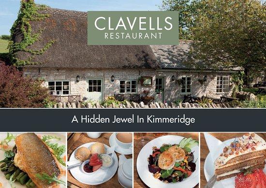 Clavell's Restaurant: Clavells Restaurant. A Hidden Jewel in KImmeridg.