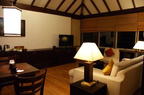 Thirappane, Sri Lanka: Wohnzimmer