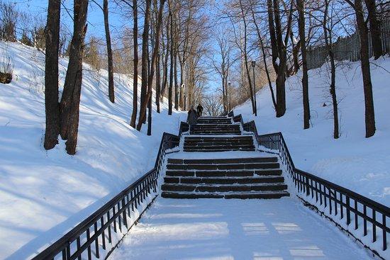 Почтовая лестница