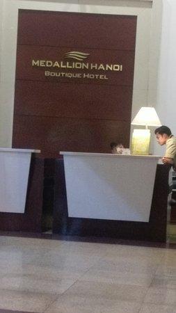 Hanoi Medallion Hotel Photo