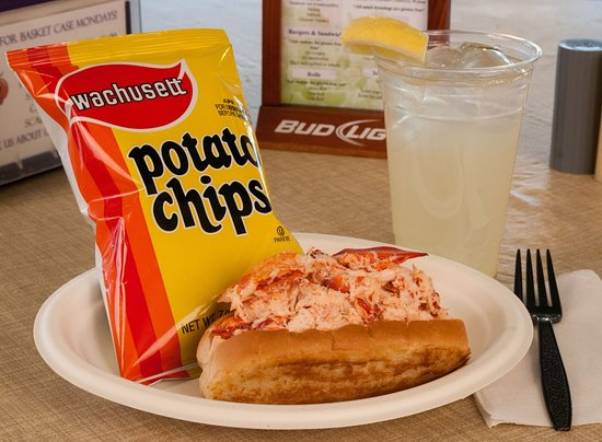 North Hampton, NH: Our award-winning lobster roll!