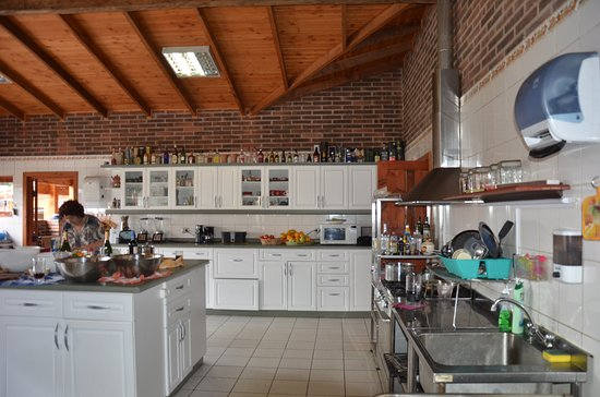 Vilcun, Chile: Clases de Cocina