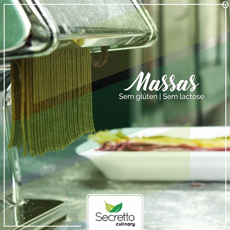Secretto Culinary: Massas Caseiras