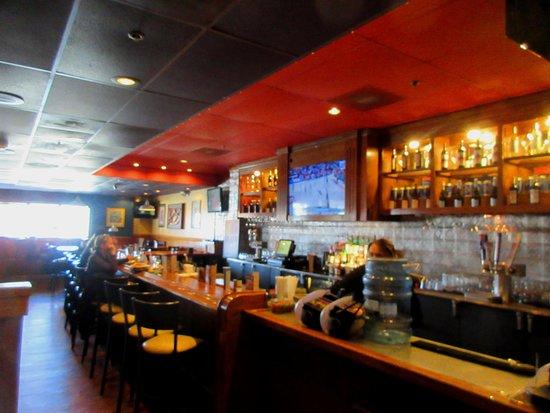 Seekonk, ماساتشوستس: Bar view