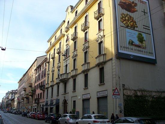 Casa in Corso di Porta Romana 111