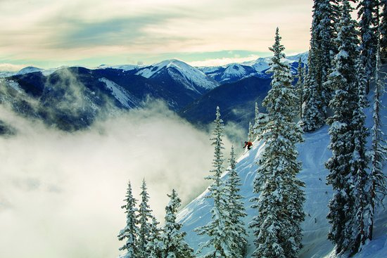 Aspen Highlands: Expert terrain