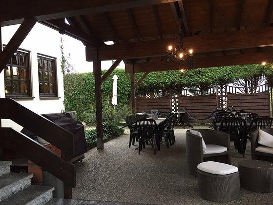 Terrasse Picture Of Restaurant Schone Aussicht Liederbach Am