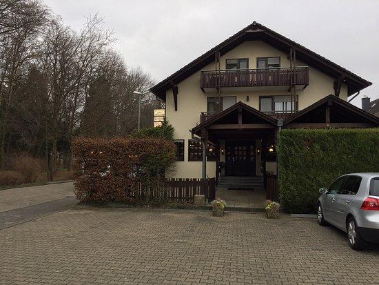 Restaurant Schone Aussicht Liederbach Am Taunus Restaurant