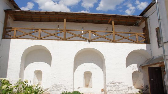 Vladychny Women's Monastery: Введенский Владычный монастырь