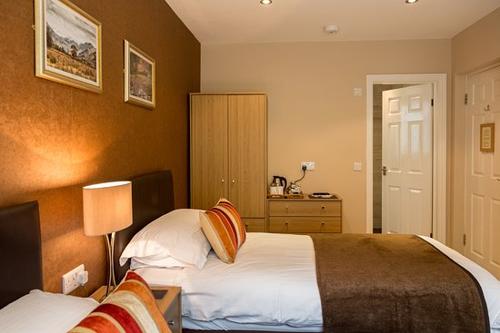 Braithwaite, UK: Deluxe Twin Room