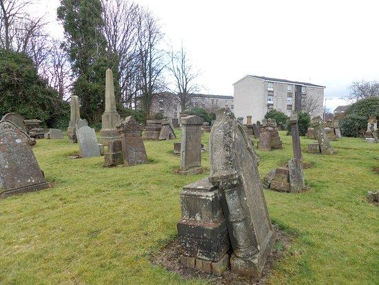Grave of Johnnie Walker