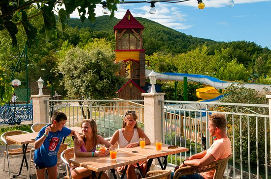 Baix, فرنسا: Restaurant