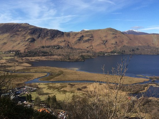 Keswick, UK: Derwent Water