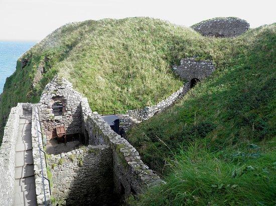 Stonehaven, UK: L'entrée qu'aurait emprunté W.Wallace