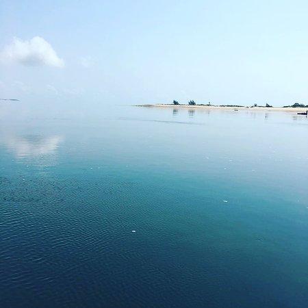 Inhassoro, Mozambique: So peaceful.