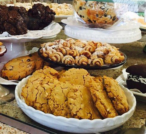 Spring Lake, NJ: Peanut Butter sandwich cookies!