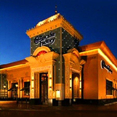 Yonkers, Estado de Nueva York: The Cheesecake Factory offers something for everyone.