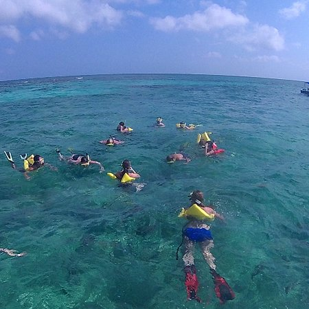 Caye Caulker, Belice: photo0.jpg