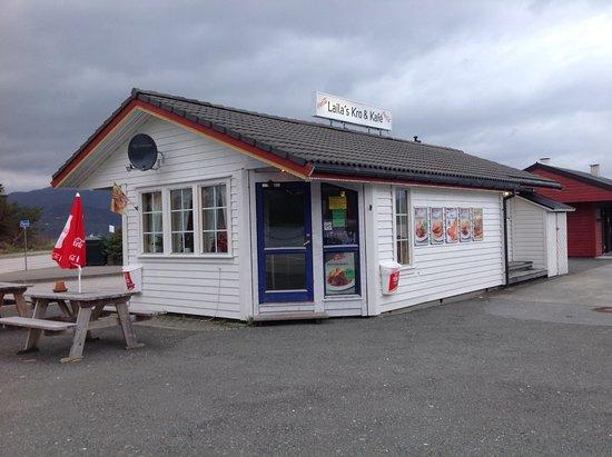 Fusa, Norway: Laila's kro og kafe