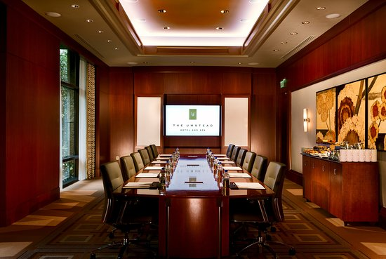 The Umstead Hotel and Spa: Boardroom
