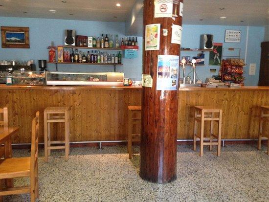 Jasa, Espagne: Bar