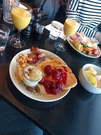 Gardermoen, Norwegen: Amazing breakfast