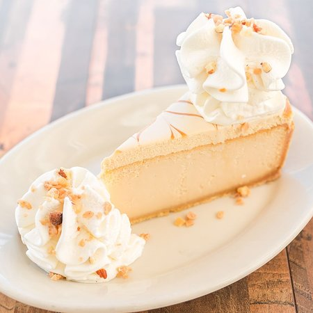 Lawrenceville, NJ: The Cheesecake Factory offers something for everyone.
