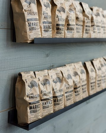 Victor, NY: VBC Market Blend Coffee from Ithaca Coffee Company
