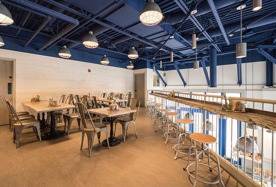 Victor, Estado de Nueva York: Eastview Upstairs Dining Room