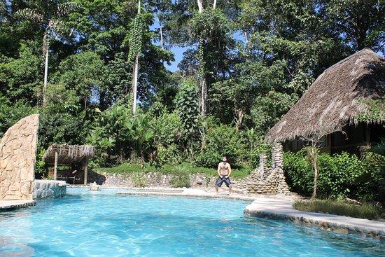 Cotococha Amazon Lodge: Pool area