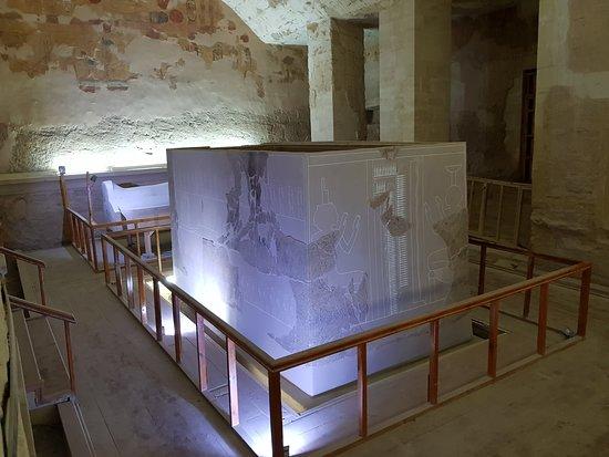 Tomb of Merenptah: detalle