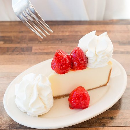 Oakbrook Terrace, IL: The Cheesecake Factory offers something for everyone featuring a wide variety.