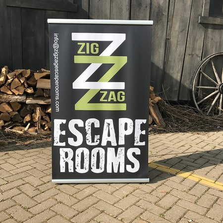 ‪Zig Zag Escape Rooms‬