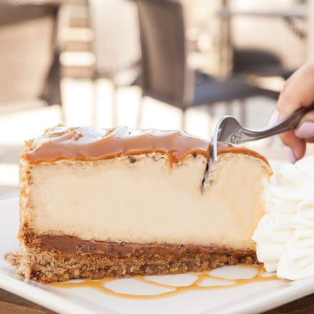 The Woodlands, TX: The Cheesecake Factory offers something for everyone featuring a wide variety.
