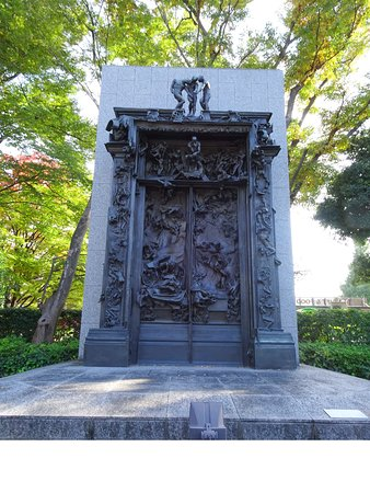 """National Museum of Western Art: Rodin's """"Gates of Hell"""""""