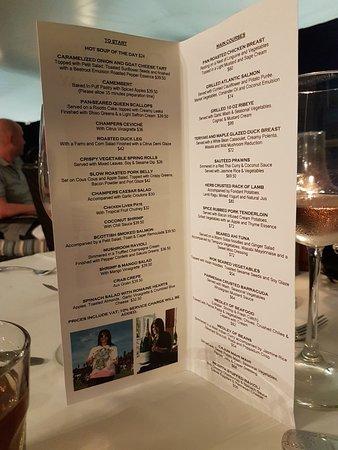 Champers Restaurant: 20180306_184342_large.jpg