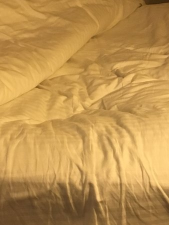 Gaylord Opryland Resort & Convention Center: Bad dip in mattress.