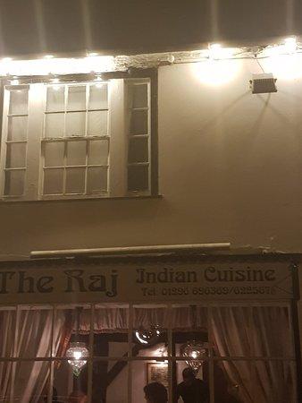 Raj Indian Restaurant Wendover