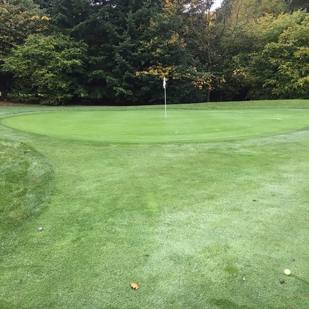 Watford, UK: Aldenham Golf Club