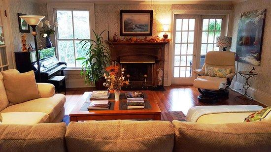 Goshen, Virginie : Living Room
