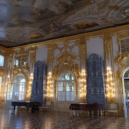 Tsarskoye Selo State Museum Preserve: photo4.jpg