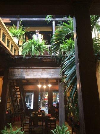 Casa Antigua: Designed around courtyards