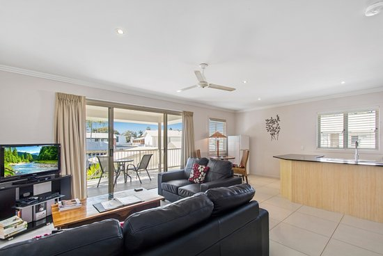Noosa River Palms Resort: 1 bedroom balcony apartment