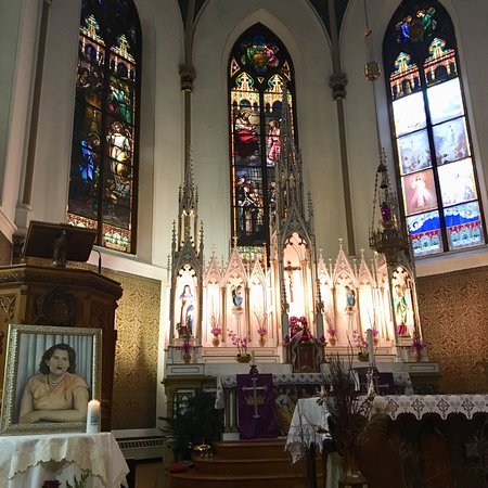 Paterson, NJ: St Joseph's RC Church