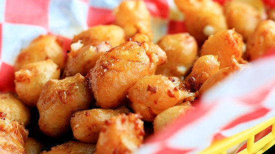 Minnetonka, MN: Better Than State Fair Cheese Curds! An absolute favorite!
