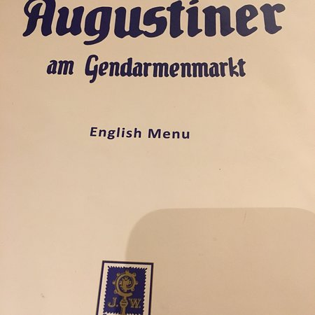 Augustiner am Gendarmenmarkt: photo0.jpg