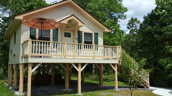 Goshen, Virginie : Serenity Cabin on Mill Creek