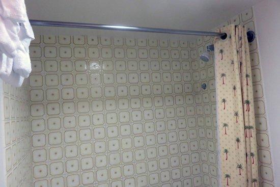 Aston At The Waikiki Banyan Old Fashioned Shower Curtain Holder